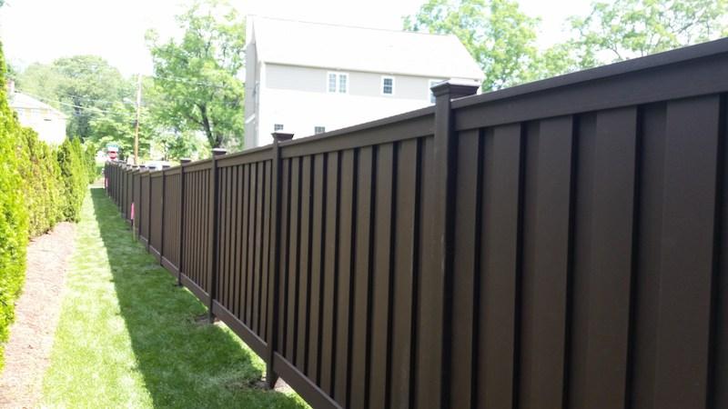6' Trex Composite Fence