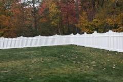 Buckeye Vinyl Fence