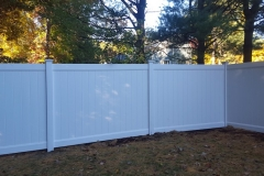 6' Dogwood Haven Series Vinyl Fence